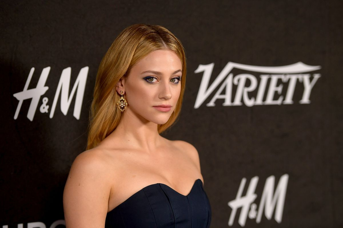Lili Reinhart to Star and Executive Produce 'Chemical Hearts'