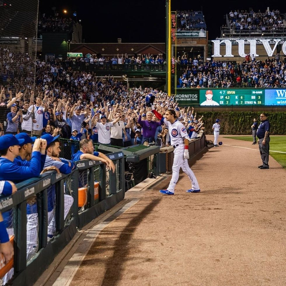 An Ode To Chicago Cubs Fans, Now And Forever