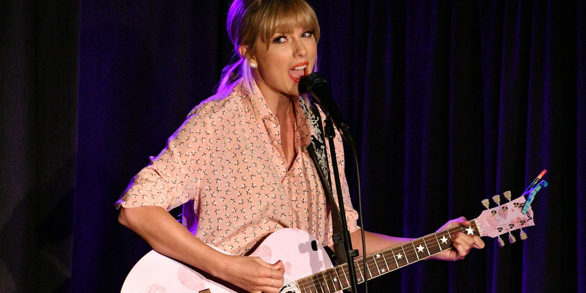 Taylor Swift Surprises at the Stonewall Inn