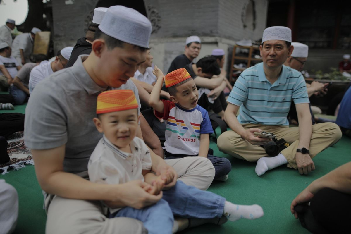 Bastonate ai bimbi per inculcare il Corano