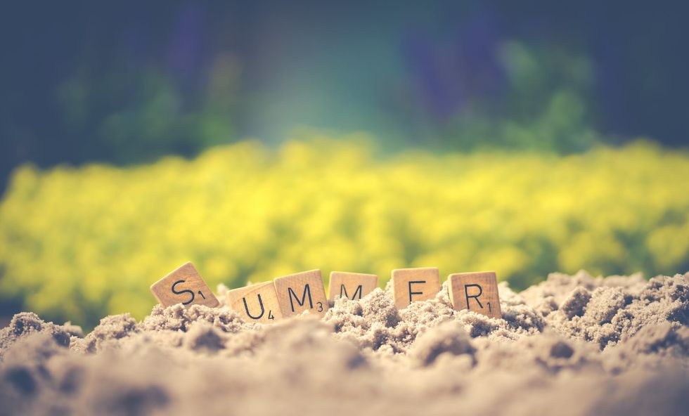 50 Things To Do Over The Summer