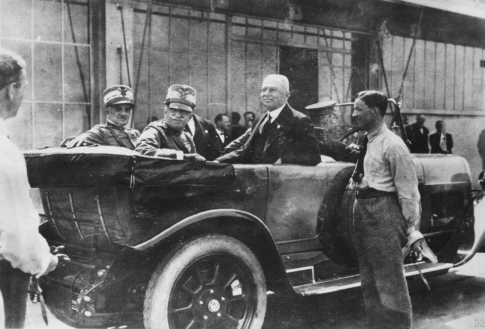 «La Fiat creata da Agnelli è un falso. Entrò in società all'ultimo momento»