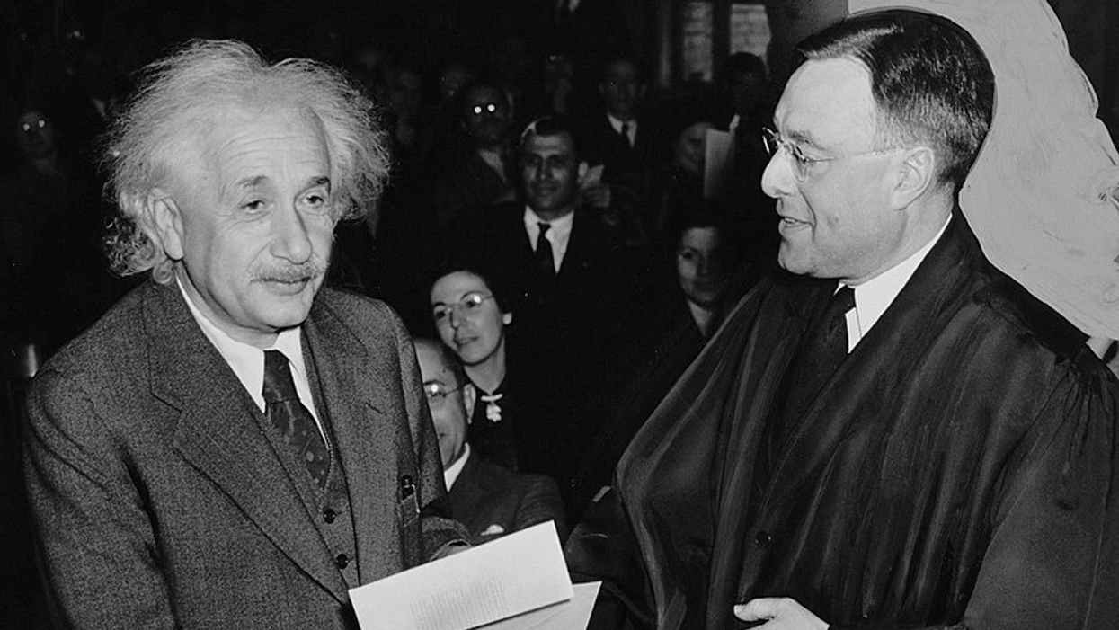 Einstein's letter to Freud about the psychology of war and governance