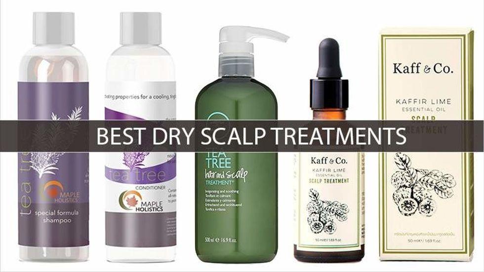 Dry Scalp Treatment: Preeminent and Stress-free