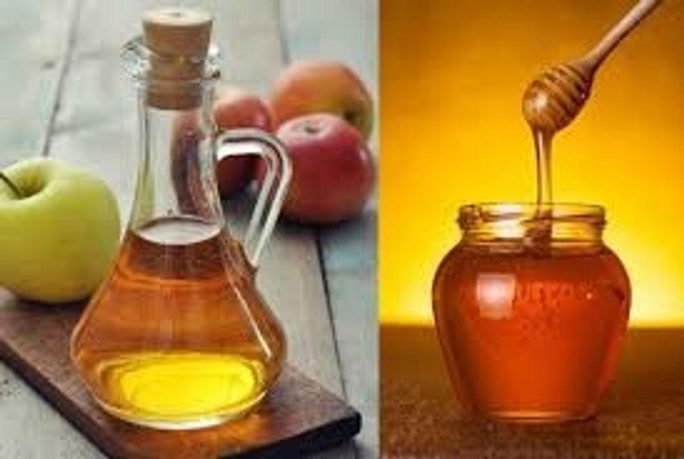 Remedies Using Apple Cider Vinegar and Honey