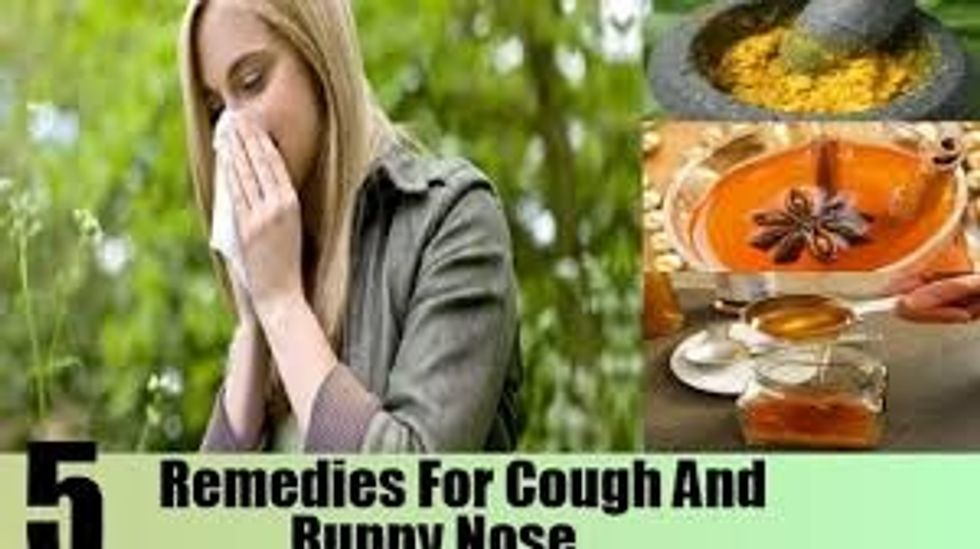 Five Amazing Runny Nose Remedies