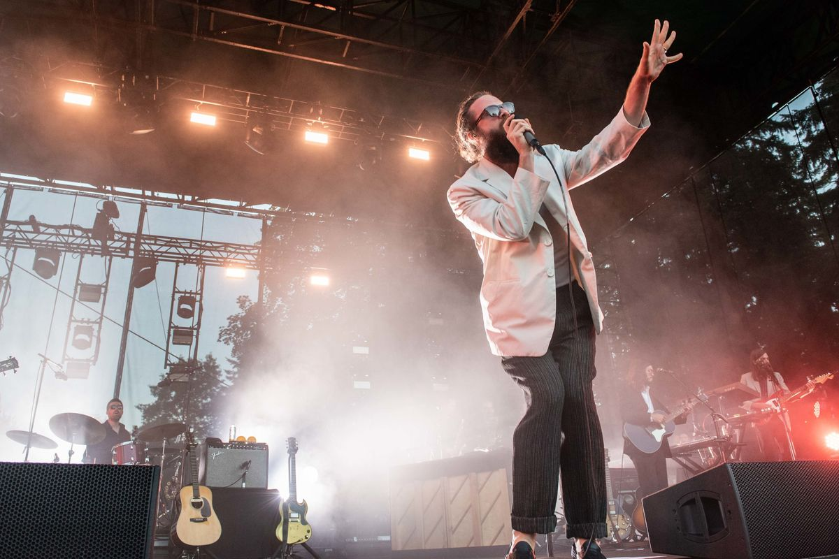 Father John Misty Shares His 'A Star is Born' Song