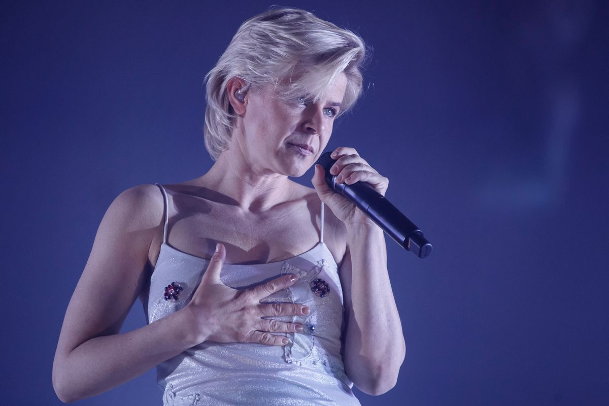 Robyn's New Video Takes Place In the Subconscious