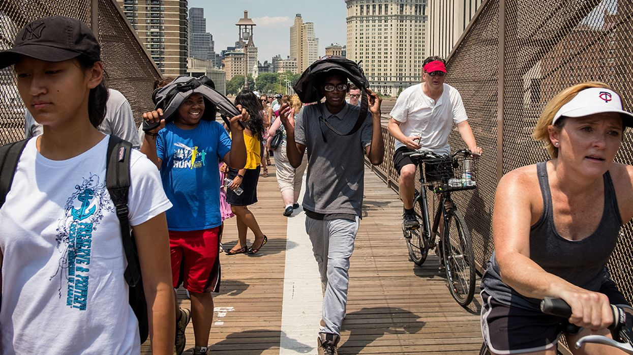 Immediate Action Needed to Avoid Thousands of Heat-Related Deaths in U.S., New Study Says