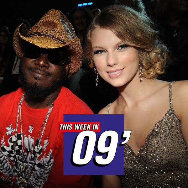 Remember When Taylor Swift Collaborated With T-Pain?