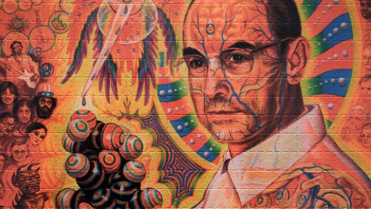 Psychedelics change how you read faces. That may help alleviate anxiety and depression.