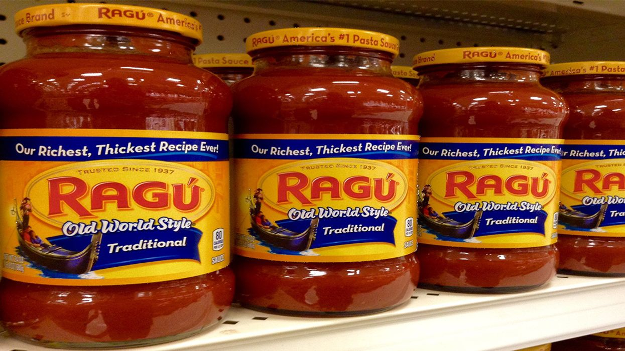 Ragú Sauces Recalled Over Potential Plastic Contamination