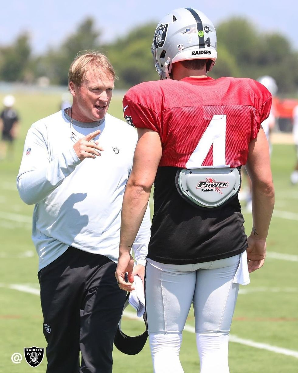 New Look Raiders Hoping to Surprise This Season