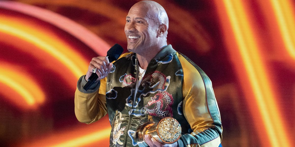 The Rock Just Wants You to Be Yourself