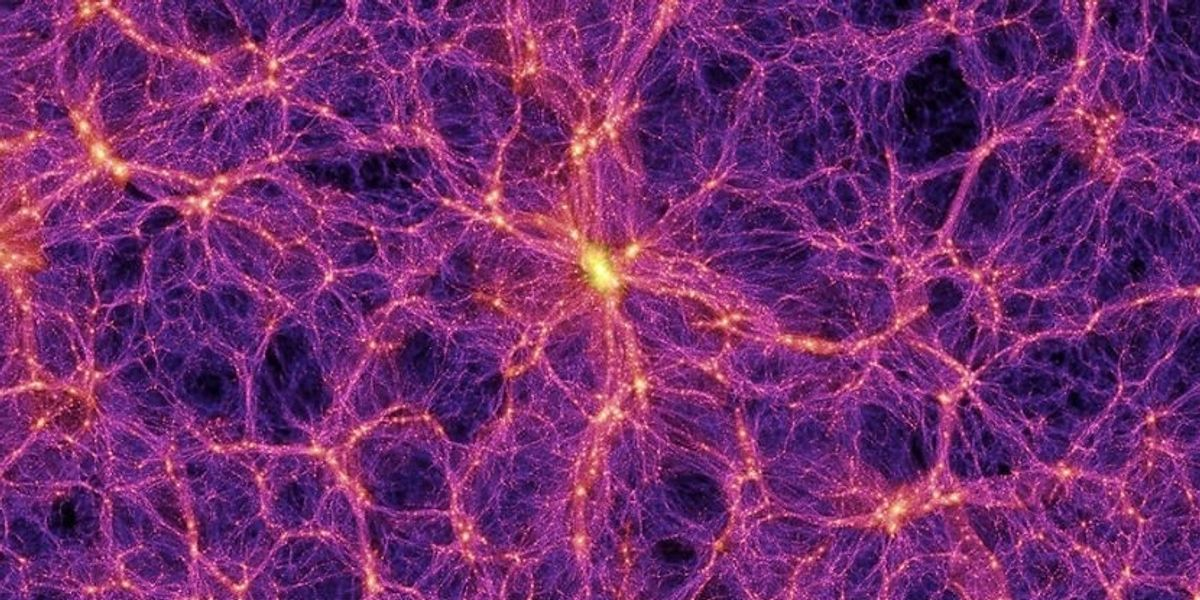 What is the cosmic web? - Big Think