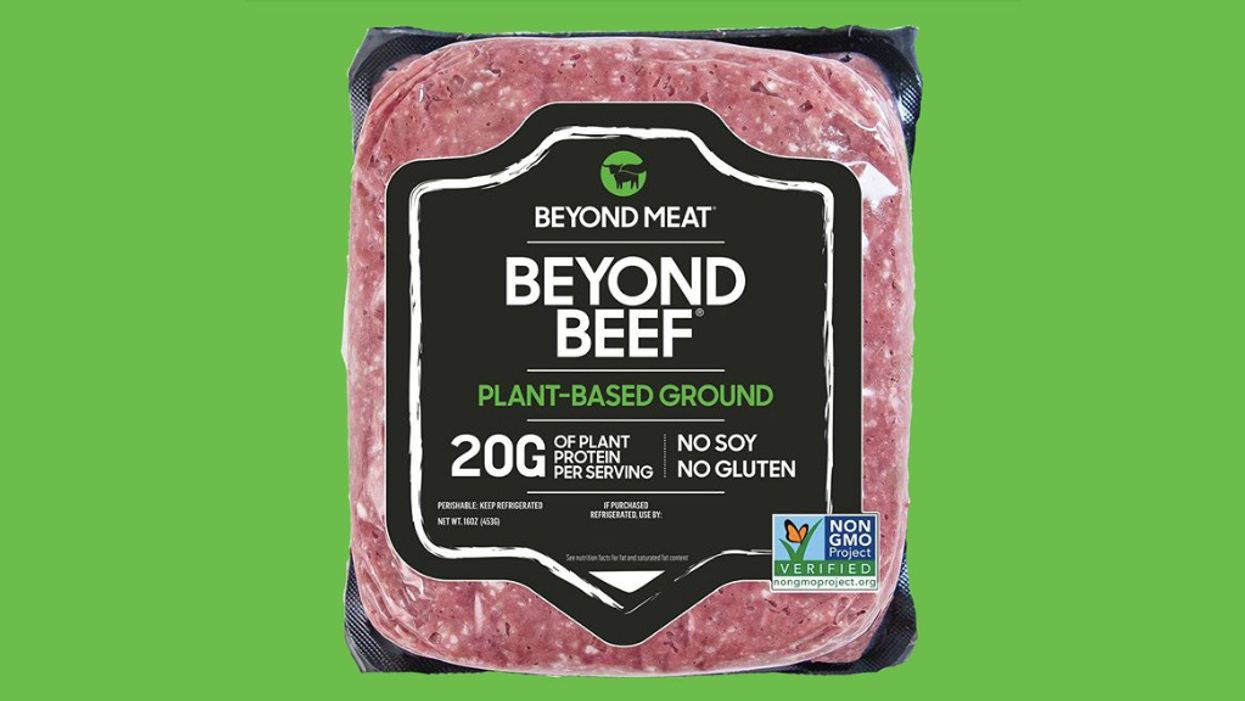 Beyond Meat mince beef