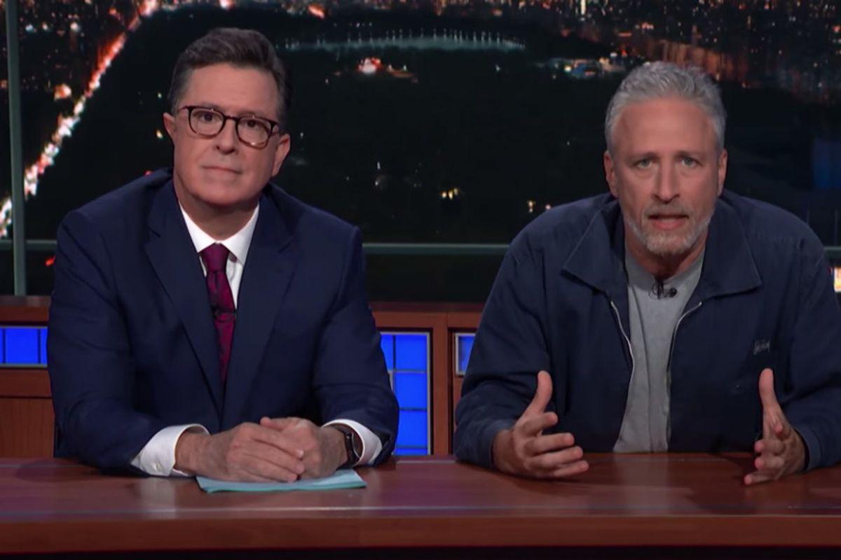 Mitch McConnell mocked Jon Stewart's work on behalf of 9/11 victims. Big mistake.