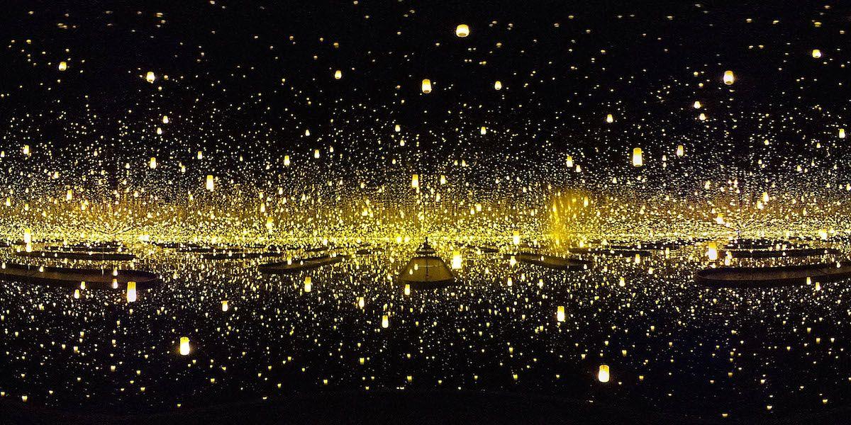 Yayoi Kusama Will Break Instagram Again With A New Infinity Room