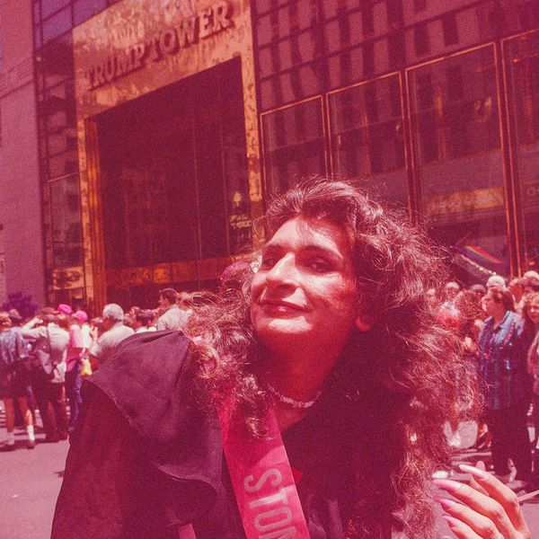 From Sylvia Rivera to RuPaul: The Faces of Pride 1972-1996
