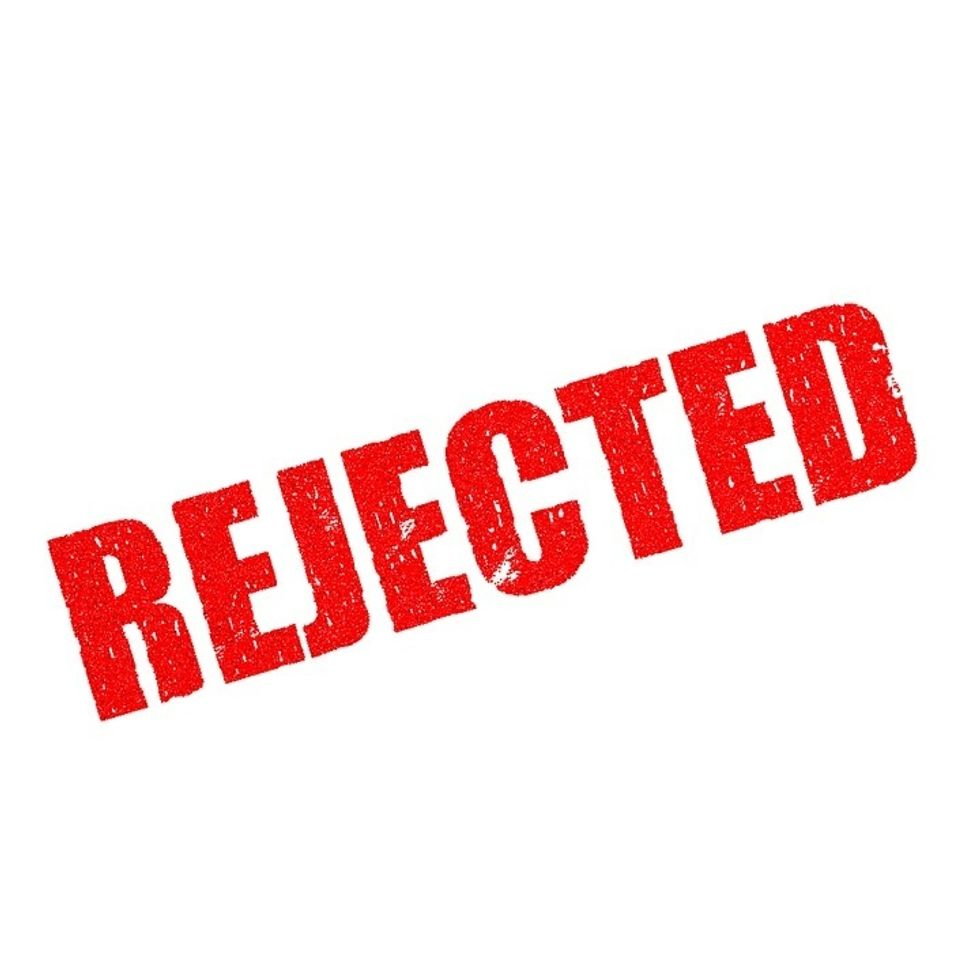 To The Girl Facing Rejection