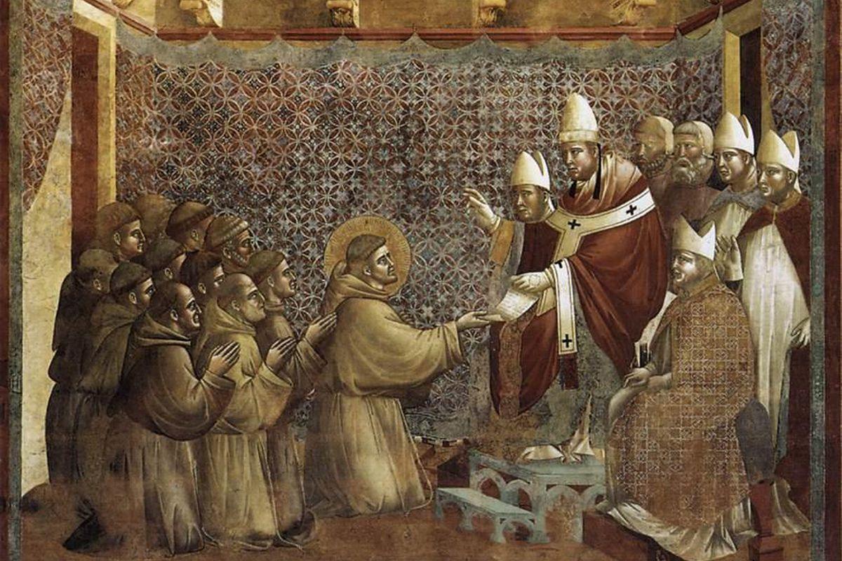 San Francesco non costruì dei ponti. Convertì gli islamici