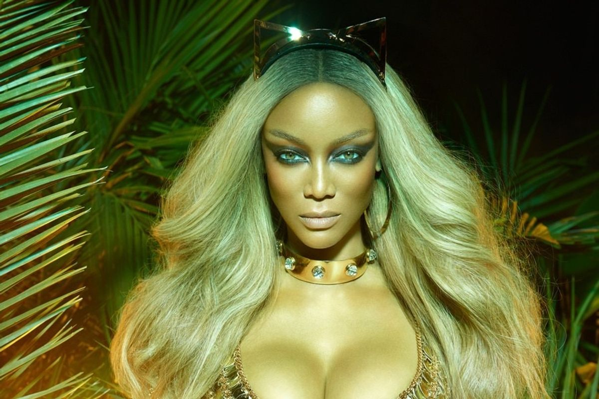 Tyra Banks Is Launching a Body Positive Docu-Series