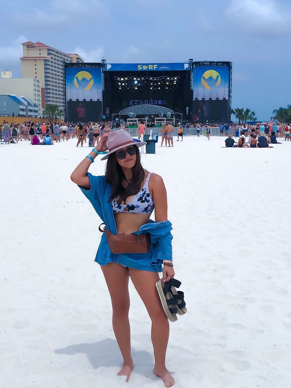 I Hate Music Festivals But Hangout Fest Changed My Mind