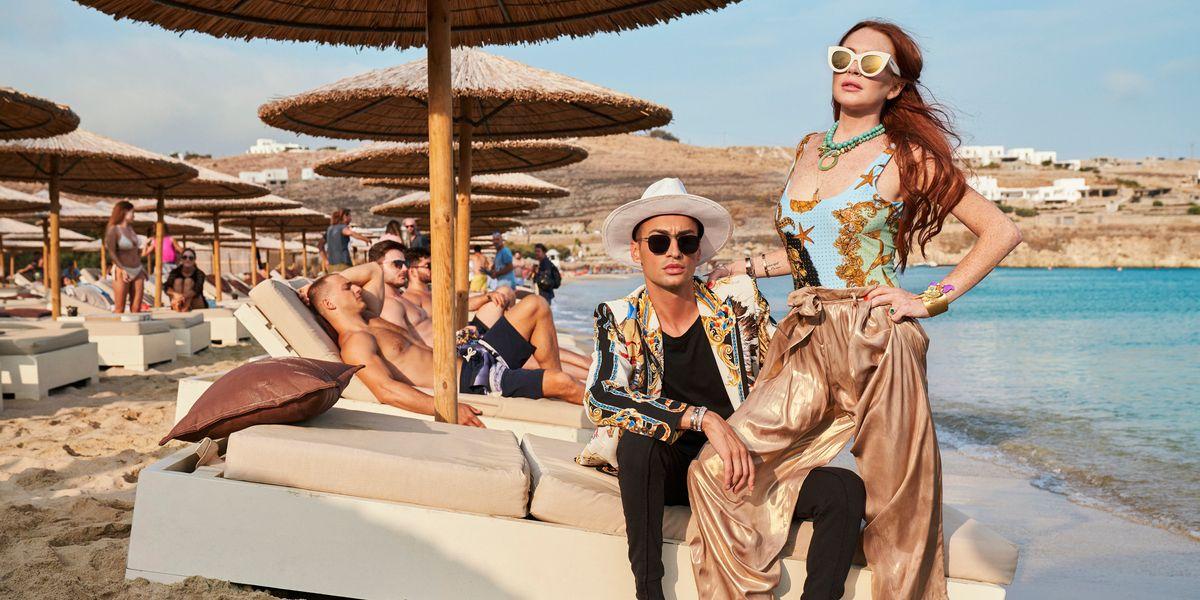 Lindsay Lohan's Beach Club Has Shut Down