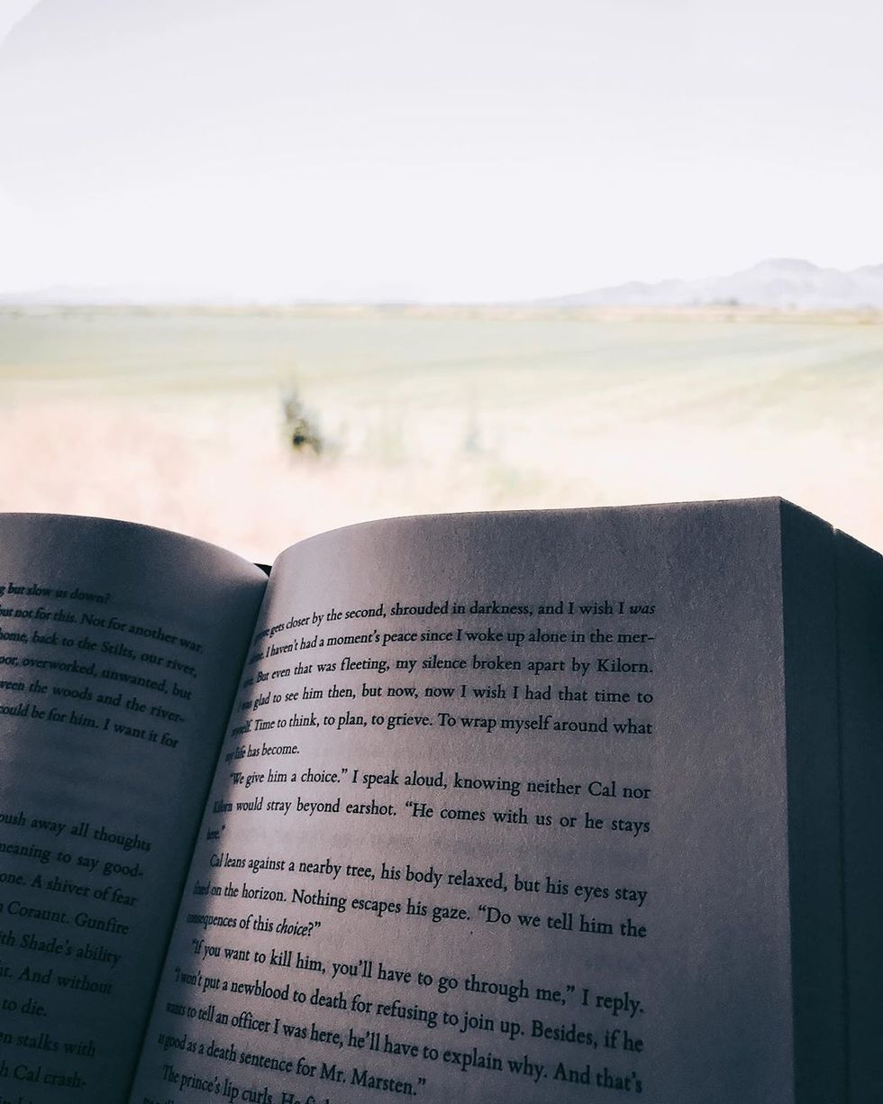 Reading Is Where It's At, Let Me Tell You Why