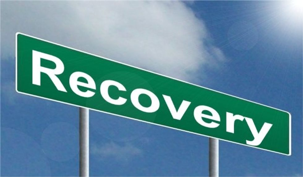 Recovery Isn't Black and White, And I'm Tired of People Thinking It is