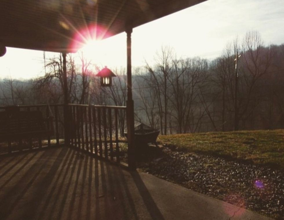 To Pond Gap, WV, The Place Where I Grew Up