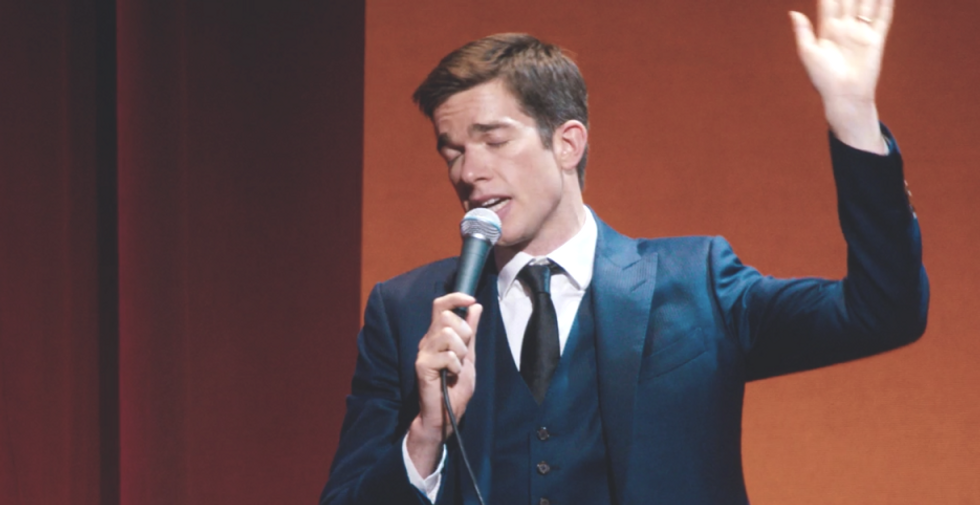 This Is What Your Freshman Year Of College Will Be, As Transcribed By English Major John Mulaney