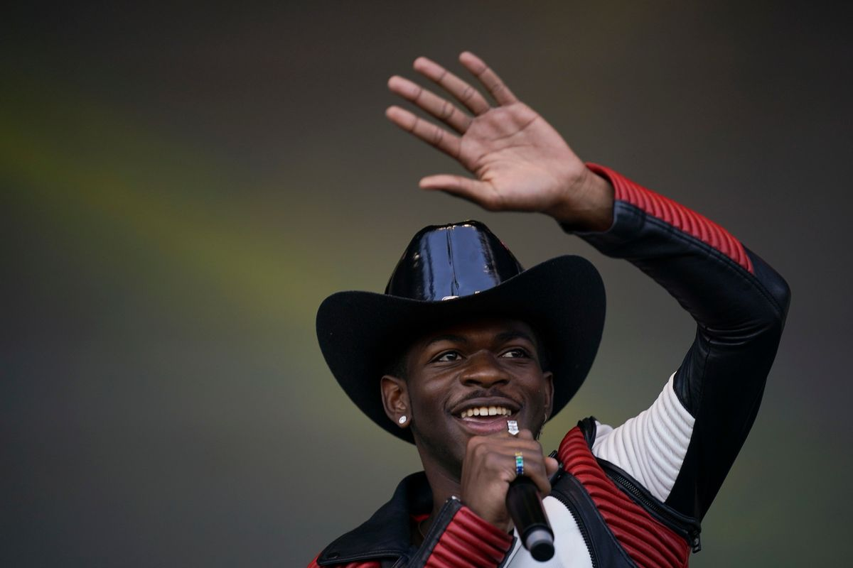 Lil Nas X Accidentally Samples Nirvana on 'Panini'