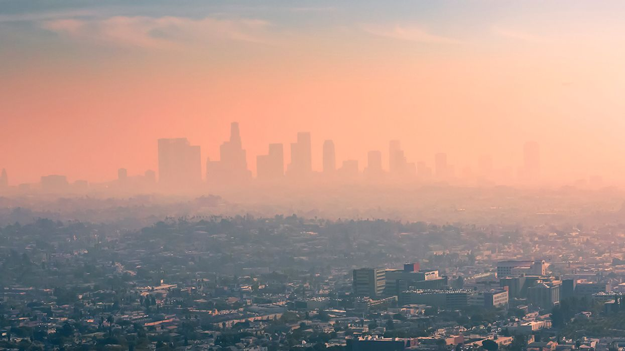 U.S. Air Quality Is Headed the Wrong Way