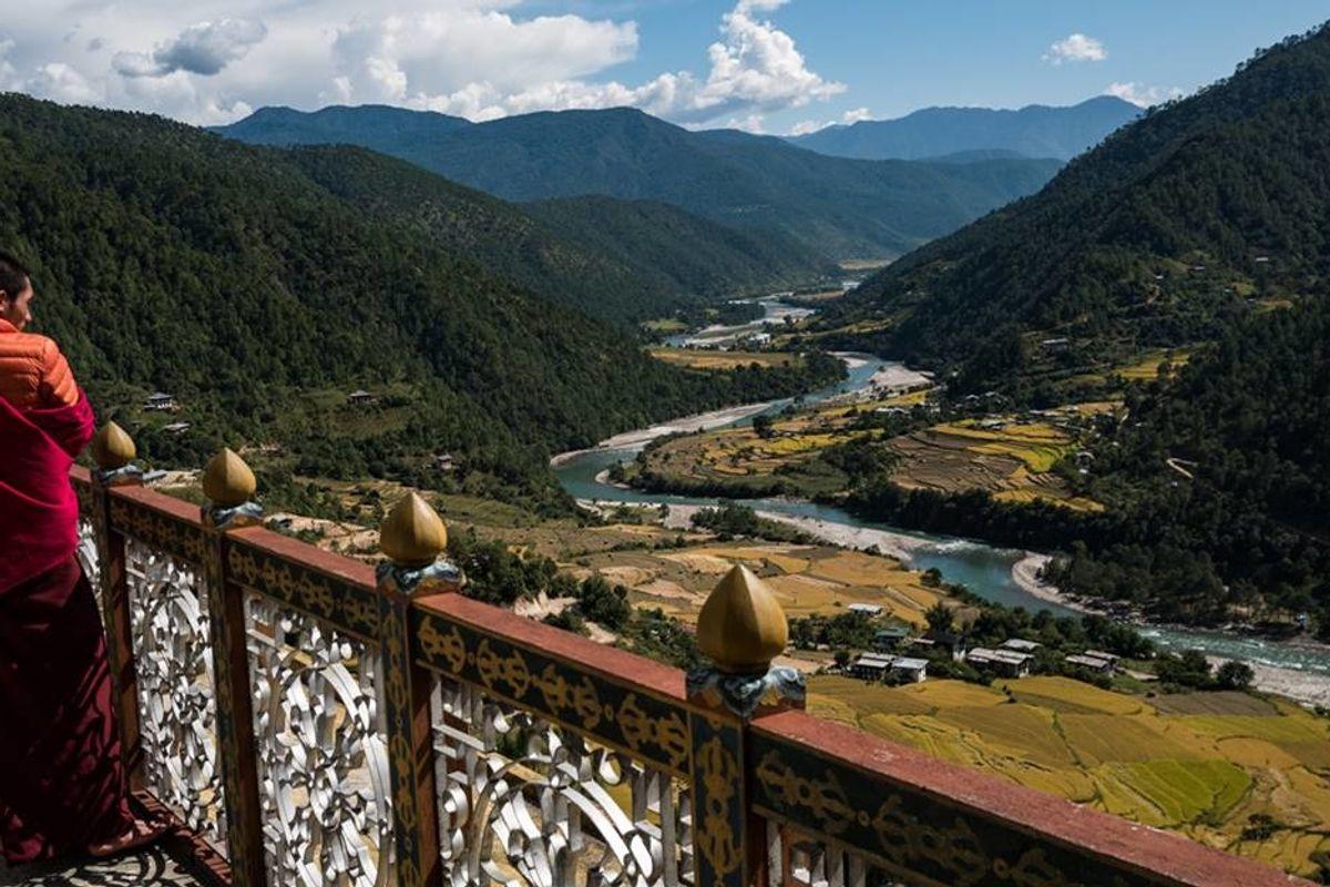 Bhutan just made teachers, medical staff the highest paid civil servants.