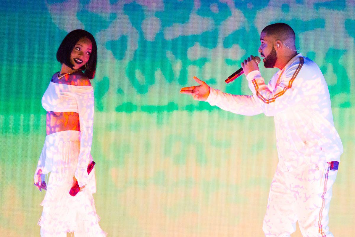 Fans Think Drake Has a Rihanna Tattoo
