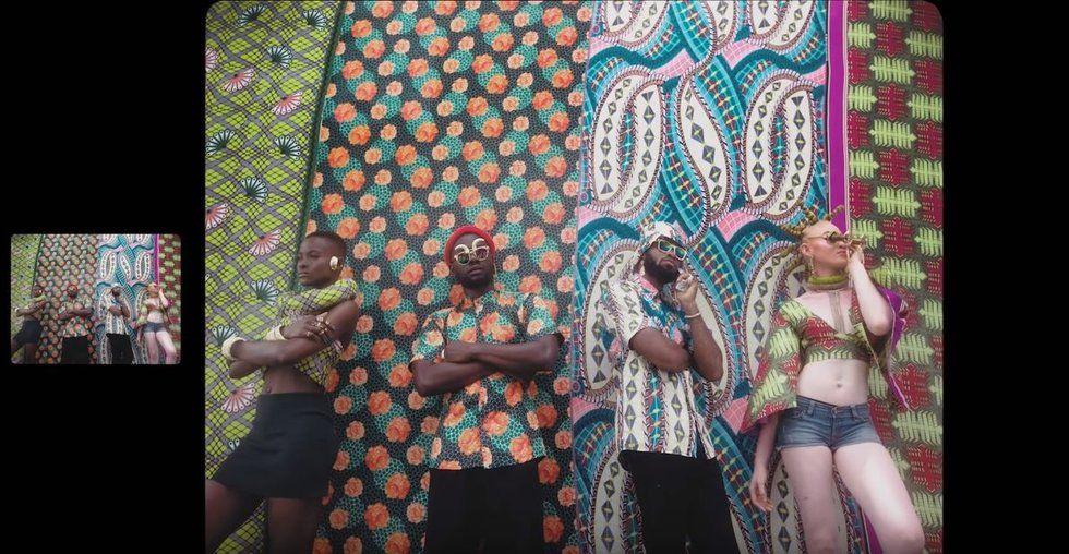 Watch Adekunle Gold's New Music Video for 'Kelegbe Megbe