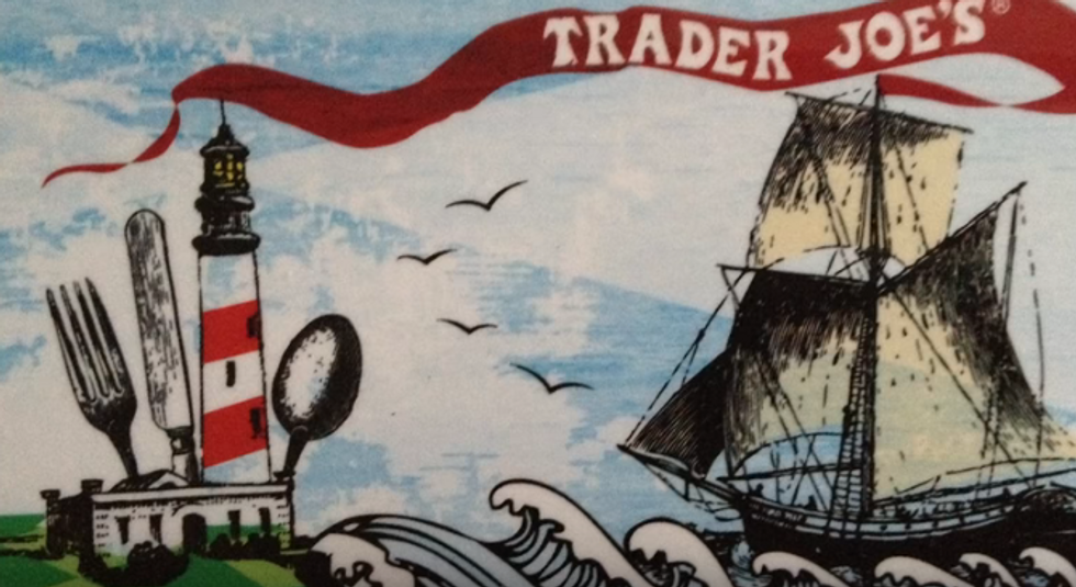 The 9 Stages Of Shopping At Trader Joe's