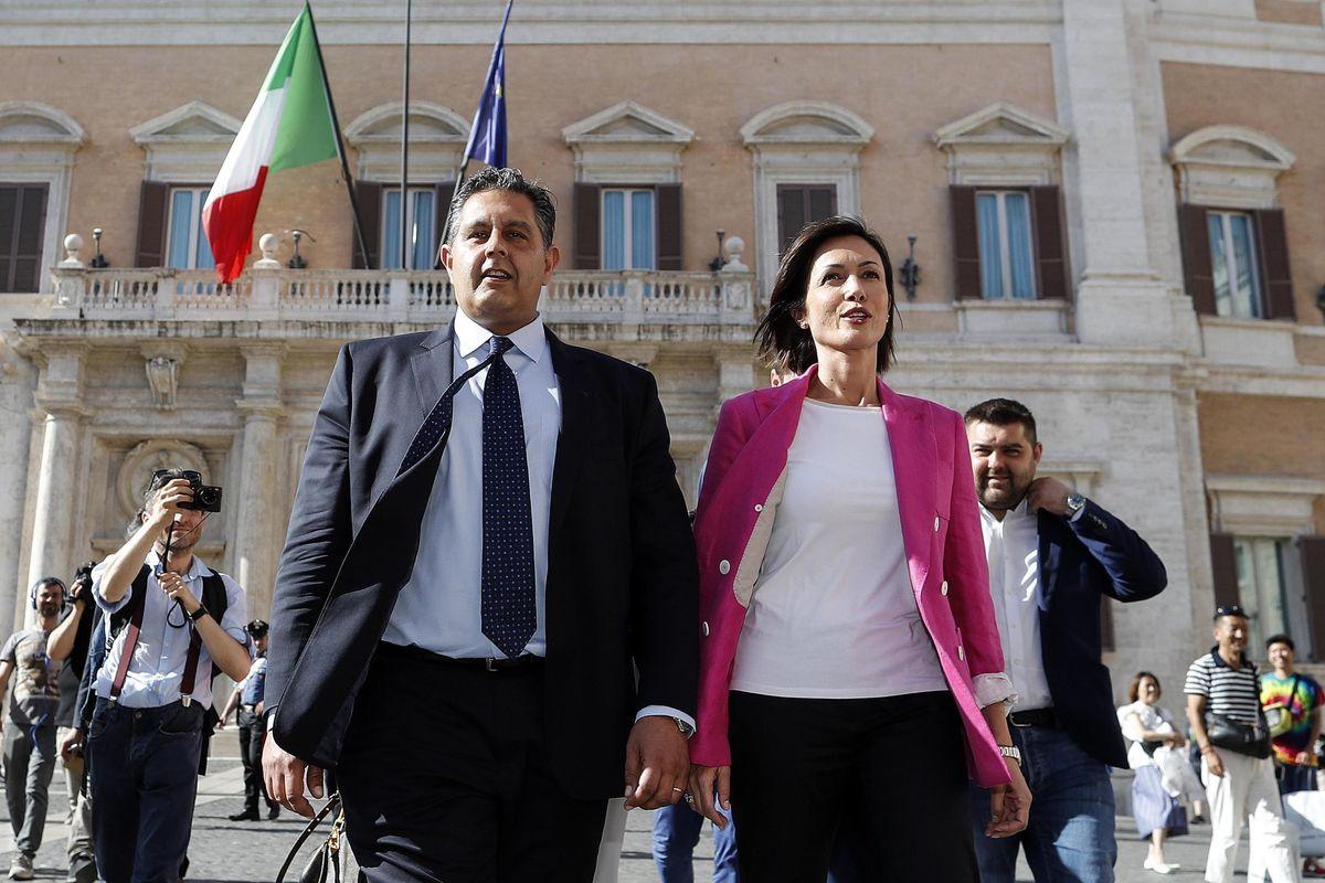 Prove di dialogo tra la Lega e i due vicerè di Berlusconi