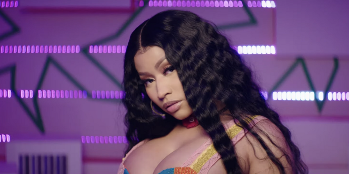 Nicki Minaj's 'Megatron' Is a Summer Wet Dream