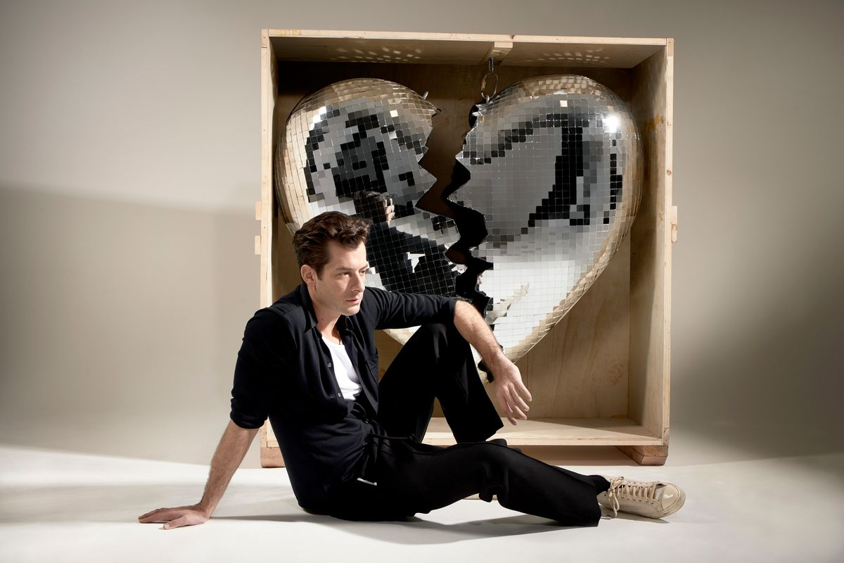 Mark Ronson's New Album Is a Lovelorn Disco
