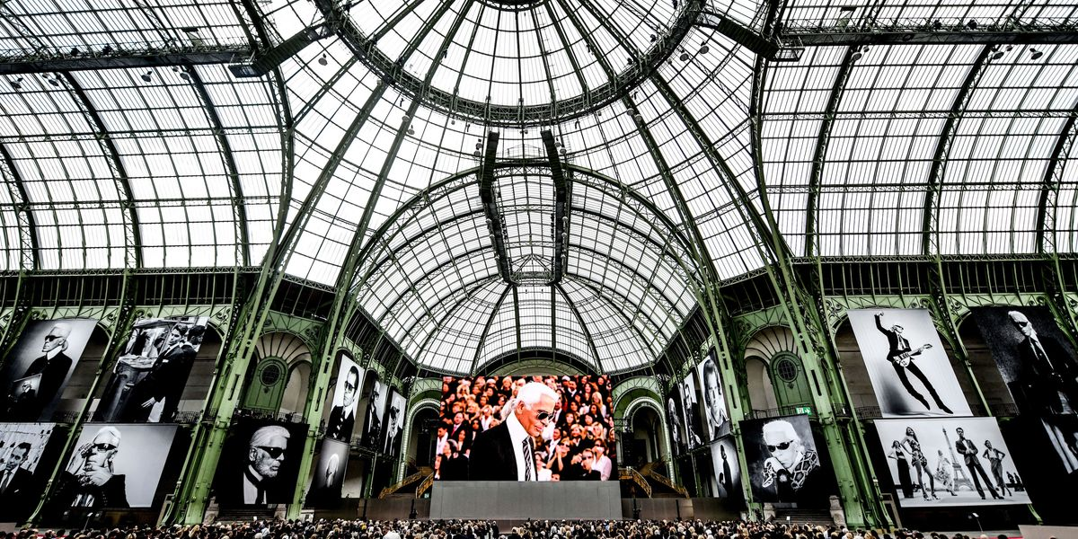 Remembering Karl Lagerfield at 'Karl For Ever'
