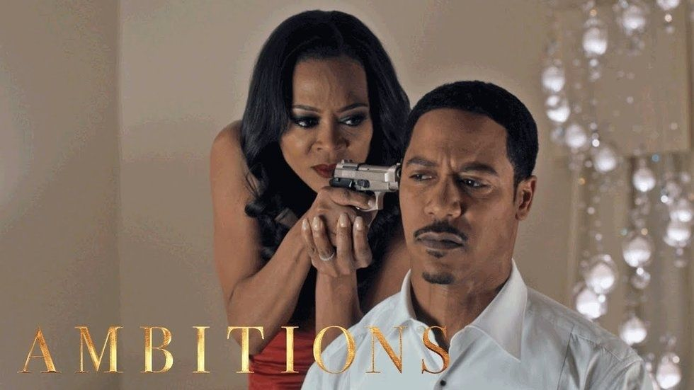 Ambitions Star Robin Givens Is Ready For Love Xonecole
