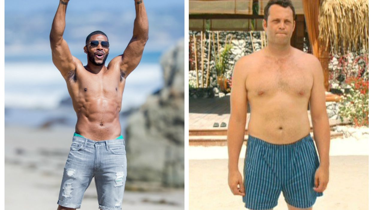Most Americans think 'dad bod' is the new six-pack, survey finds