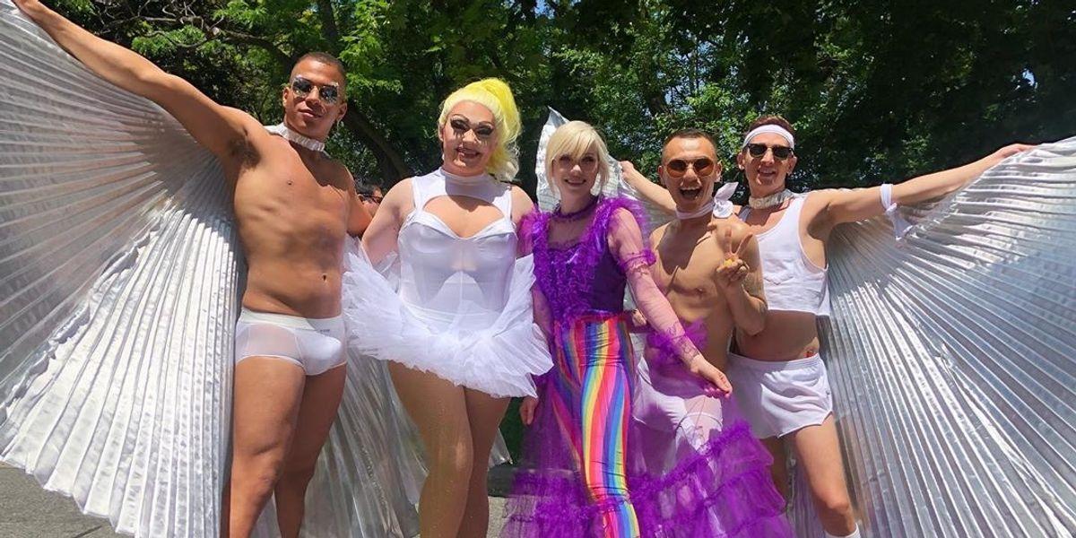 Canadian Treasures Celebrate Toronto Pride