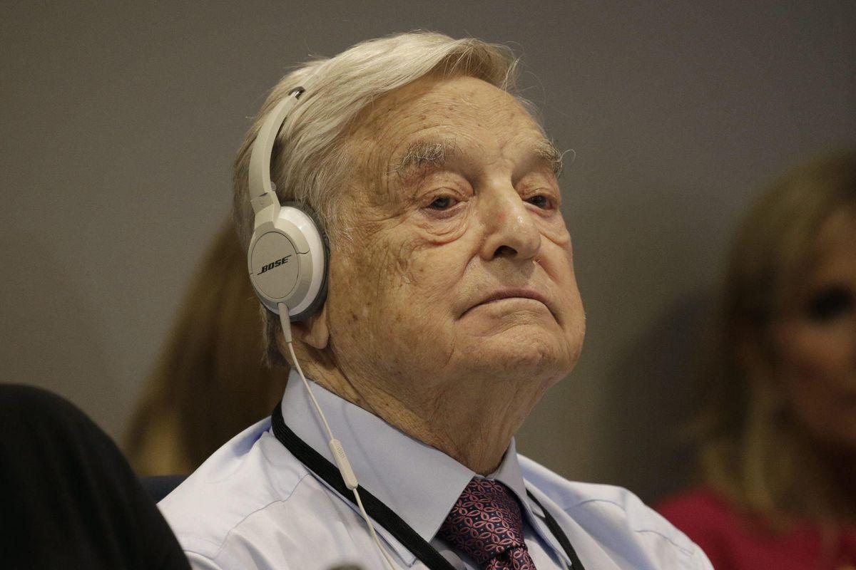 Il nuovo organigramma dell'Europa lo ha dettato Soros al «Sole 24 Ore»