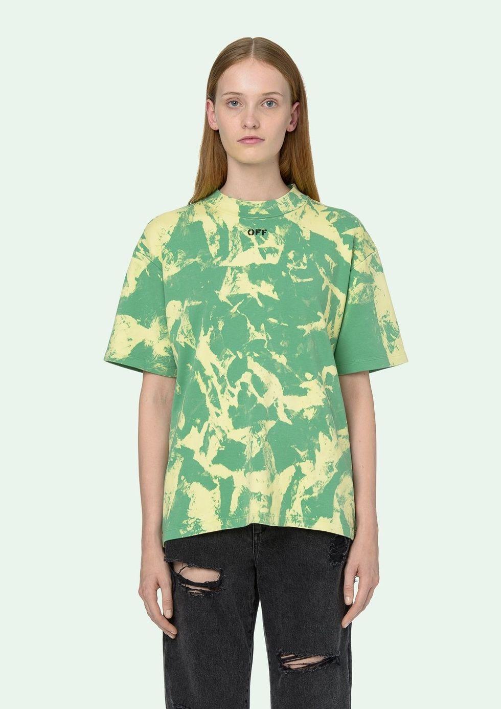 camisetas viralizar look instagram OFF WHITE