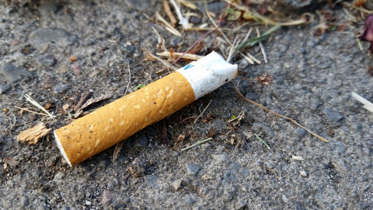 Cigarette Waste: New Solutions for the World's Most-Littered Trash
