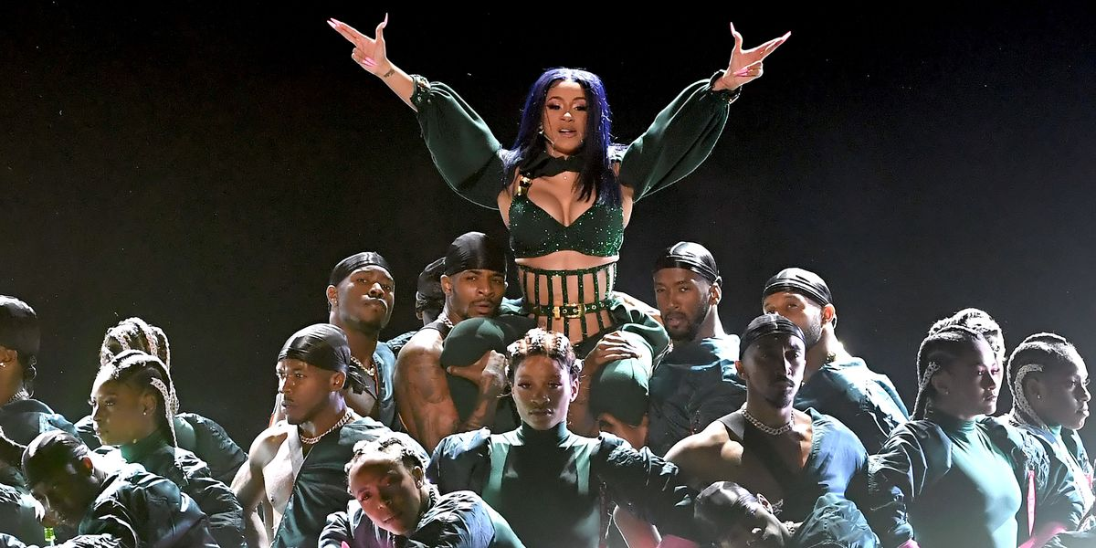 Cardi B Leads Her Own Army at the 2019 BET Awards