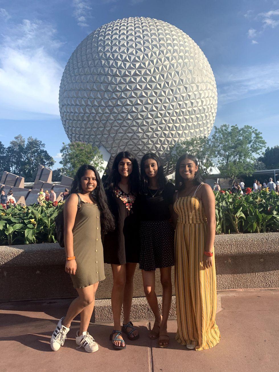 Photo Album: A Week In Disney Orlando For HOSA ILC With Friends